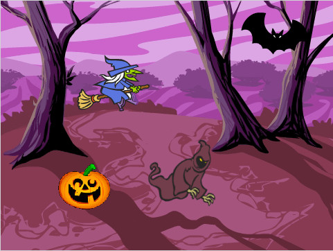 Halloween-Pantallazo